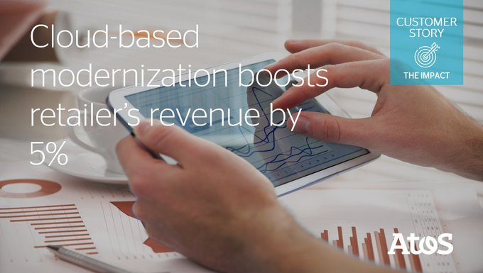 [#CustomerStory] Most companies think modernization projects are expensive and risky. Read how...