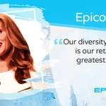 Teesee Murray shares her #EpicorStory. I chose Epicor for many reasons including its people, culture, vision, and innovation. I truly enjoy partnering with our customers and leading collaborative teams focused on achieving goals together.