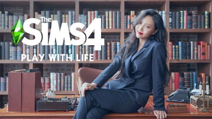 it must be hell to be a hwasa hat*r  she is on magazines, tv shows, makeup tutorials, beverage/eyewear/fashion/makeup/food cfs, water park outdoors and now they can't even play the sims without being reminded that hwasa is the queen of queens  <br>http://pic.twitter.com/GMsjnRtxwJ