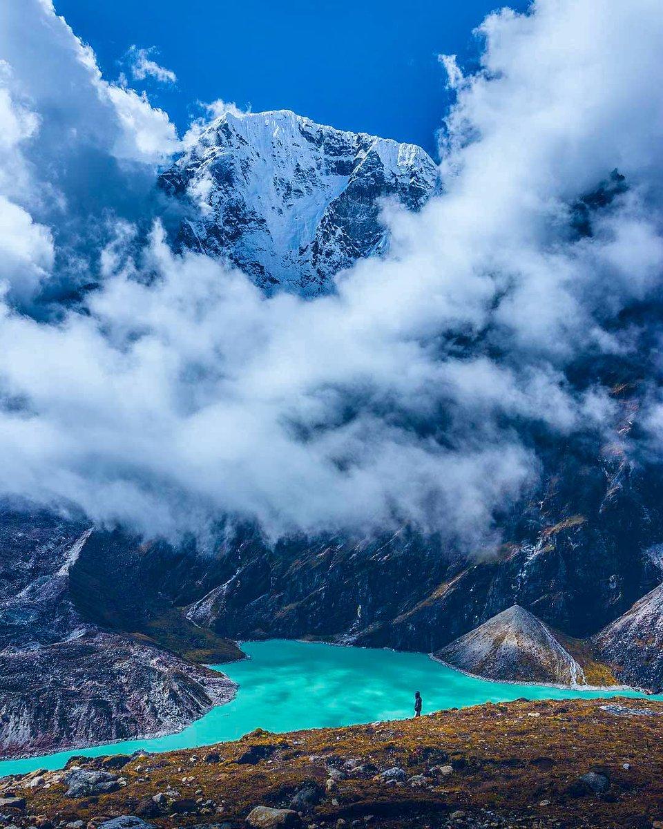 Trip to Lobuche, Nepal  #VisitNepal2020 #visitnepal #nepal #trek #trekking