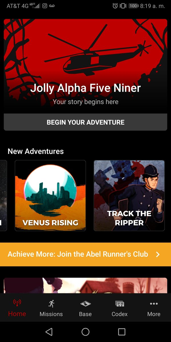 My first try with Zombies, Run App. #ZombiesRun Wich adventure should I choose? <br>http://pic.twitter.com/o7wWamlkW9