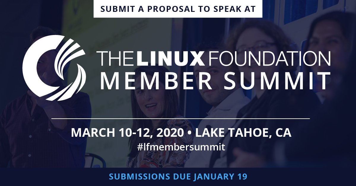 Call For Proposals (CFP) | Linux Foundation Events