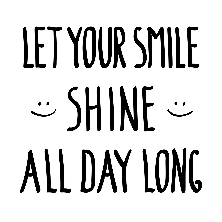 Let your smile shine all day long! #HappyFriday <br>http://pic.twitter.com/nsGOZ7aX6O