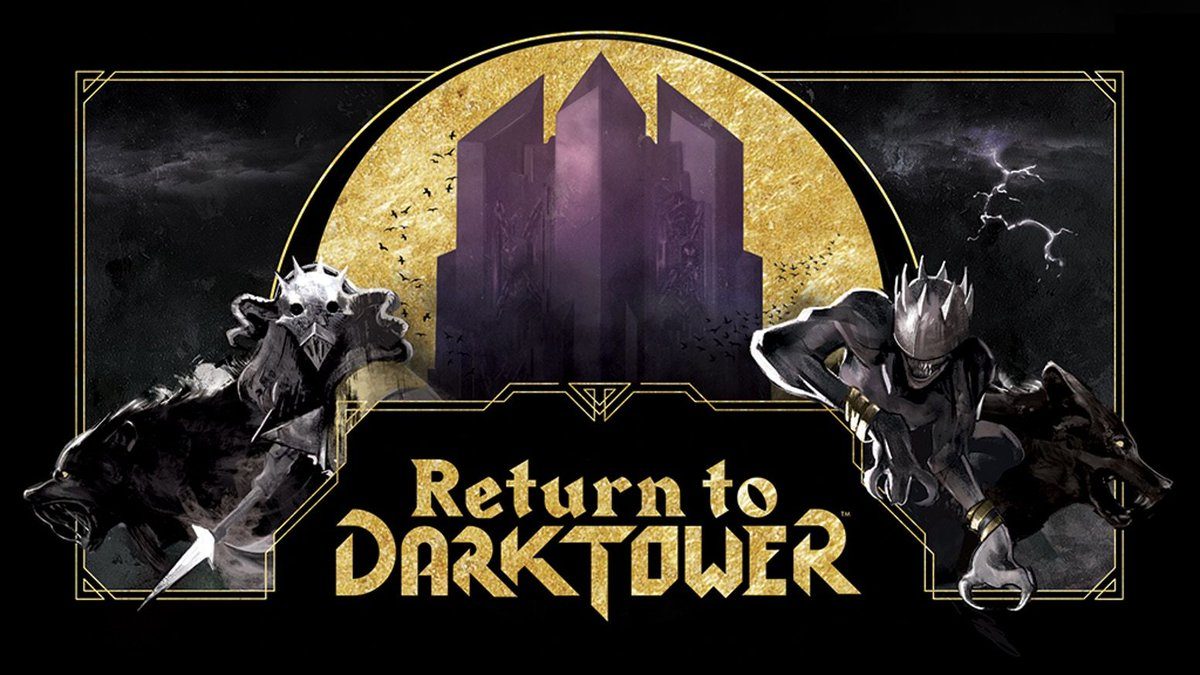 Return to Dark Tower  https:// buff.ly/381S4FK    <br>http://pic.twitter.com/lBp5cq8RNY