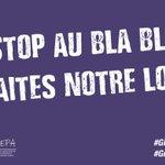 A quand notre loi Grand Âge? STOP AU BLA BLA... FAITES NOTRE LOI! @fnadepa #GiletsGris #GrandAge #seniors  https://t.co/no8rEw7ALU