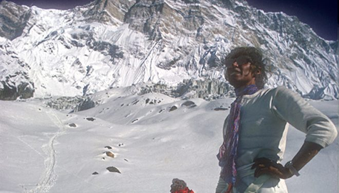 ¿Quién fue Dougal Haston? Este alpinista escocés falleció con 36 años pero sus logros perduran, principalmente las primeras ascensiones de la cara sur del #Annapurna y de la cara suroeste del #Everest, además de la 'Direttissima' a la norte del Eiger: https://www.desnivel.com/alpinismo/alpinistas/quien-fue-dougal-haston/…