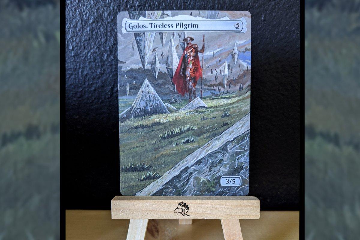 Elemental Mythic *FOIL* AVENGER OF ZENDIKAR NM mtg Zendikar vs Eldrazi Green