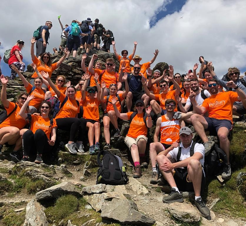Who's going to join us as we scale #Snowdon on May 16? Just £15 to register! Sign up NOW before we reach capacity #Pituitary #Charity #Trek #NorthWales #Wales #GetInvolved  https://www.pituitary.org.uk/catalog/fundraising-events/snowdon-2020/c-23/c-97/p-410…