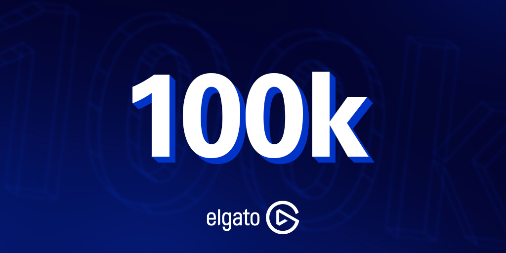 100 000 mercis💙