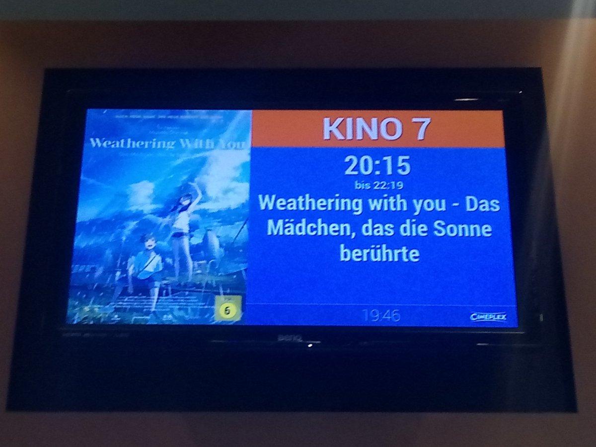 #weatheringwithyou