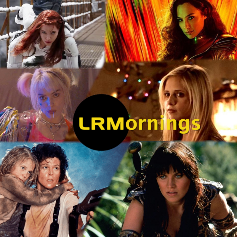 Think the fandom is united behind a single train of thought on #femalerepresentation in #geekculture? Is the past being forgotten? Are there hidden agendas in some creator's projects? Join a special LRMornings on these topics and more!  https://soundcloud.com/los-fanboys/female-heroes-past-and-present-and-the-state-of-fandom-and-geek-culture-lrmornings…pic.twitter.com/CDkdGhf8CM
