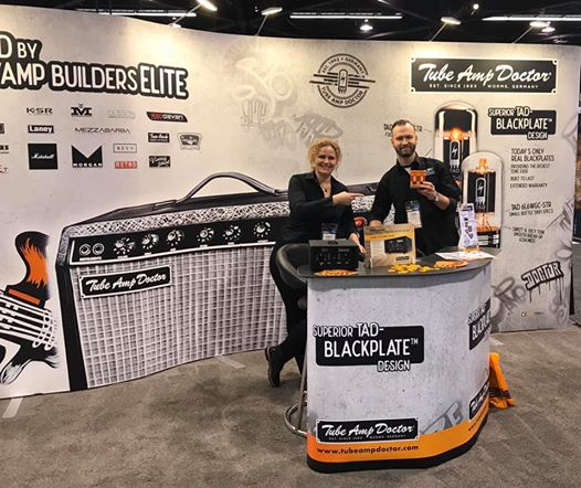 Come and meet us at the #NAMM Show! Booth #3925 https://t.co/cbODGVl2UF