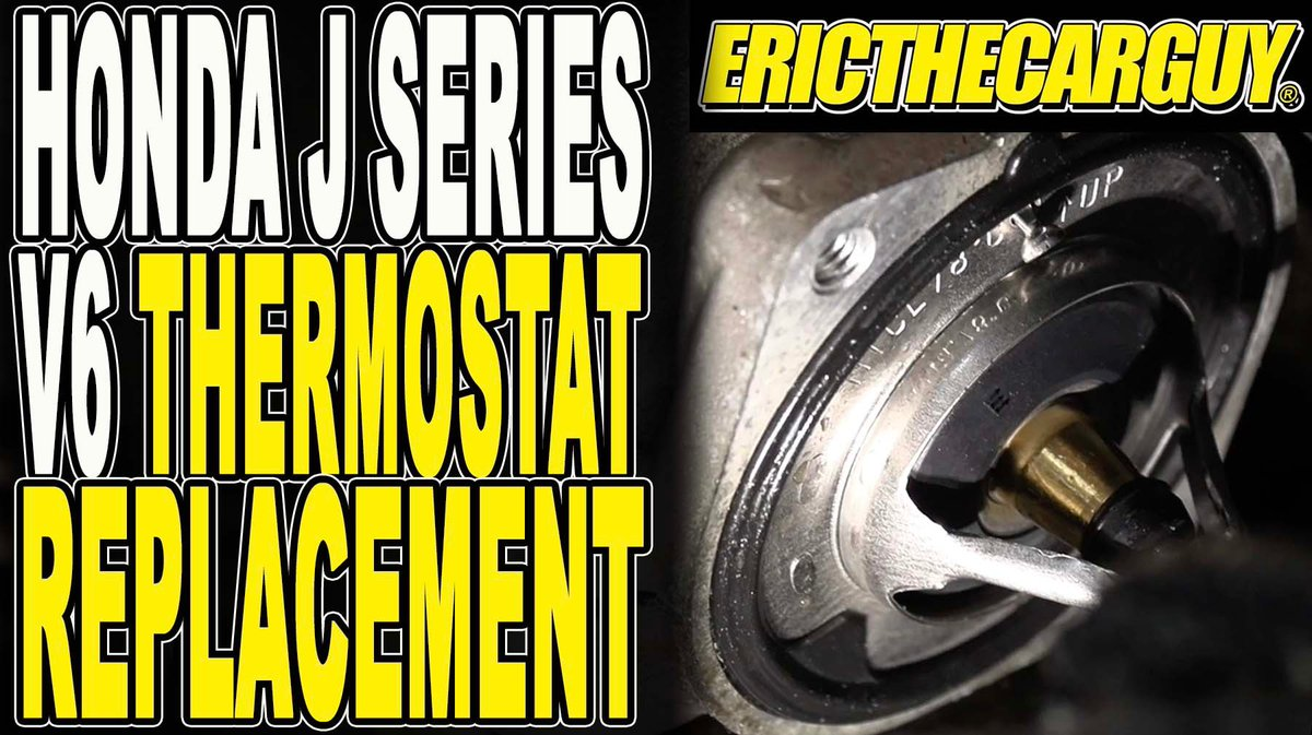 It's Friday and that means a new #ETCGVideo This one on thermostat replacement. Enjoy! #thermostat #repairvideo #Honda  https:// youtu.be/iaKHzCkxaJ4     <br>http://pic.twitter.com/3zFRdEykcR