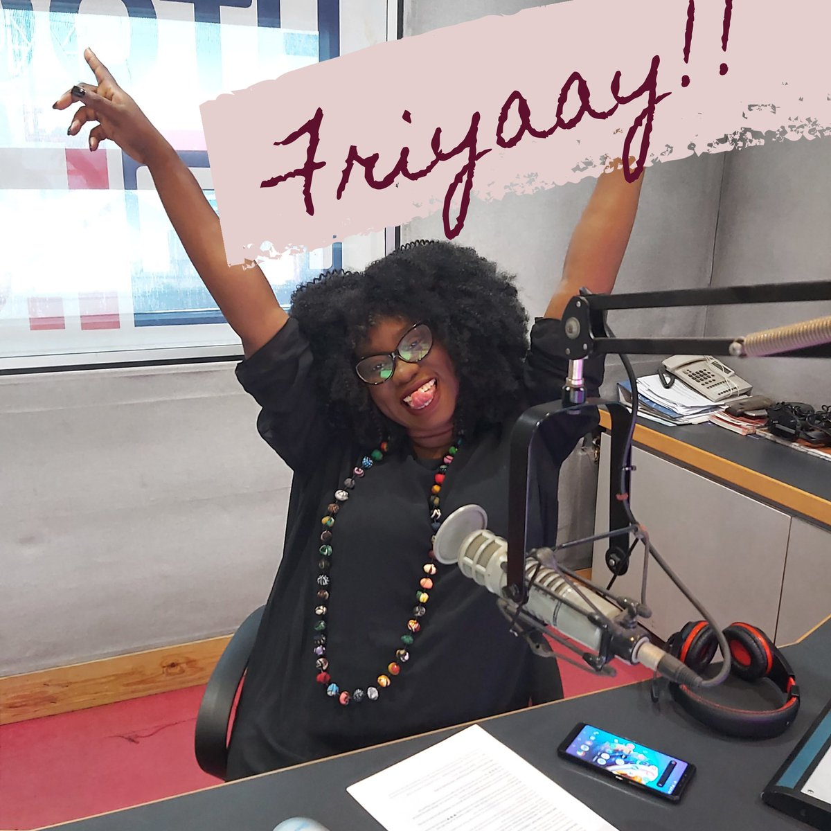 TGIF!  Do like this 🤸♀️🕺💃 if you're as excited about the weekend as @TheFavoredWoman