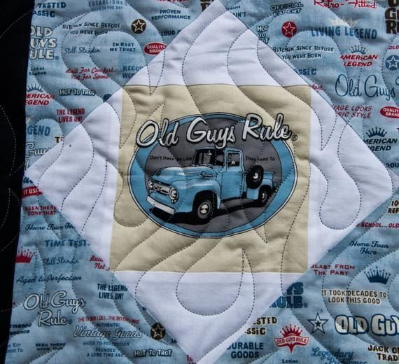 Need a great #GiftforDad or #Giftforhim?  Check out this #Modern #OldGuysrule, # Quilt, Perfect #Birthday Fathers Day, #christmas #christmascountdown #christmasiscoming #handmadechristmas https://buff.ly/2Lm4DTNpic.twitter.com/JFPBVZK1oo