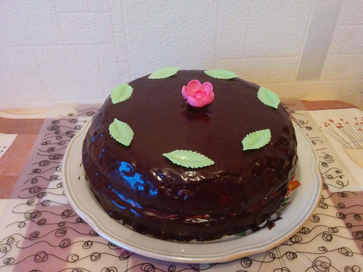 торт чародейка в мультиварке рецепты с фото
