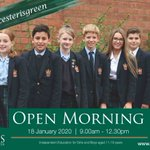 Image for the Tweet beginning: Open Morning is here! Come