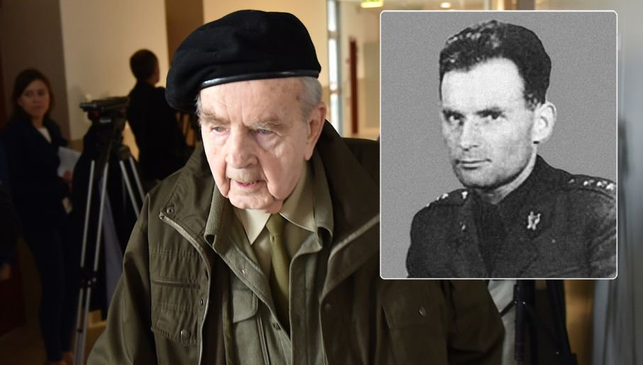 """Irek Tuniewicz on Twitter: """"Stefan #Michnik - captain of the Polish  People's Army, accused of multiple Stalinist crimes, judge & lawyer,  communist activist, informer & resident of the Military Intelligence,  stepbrother of"""