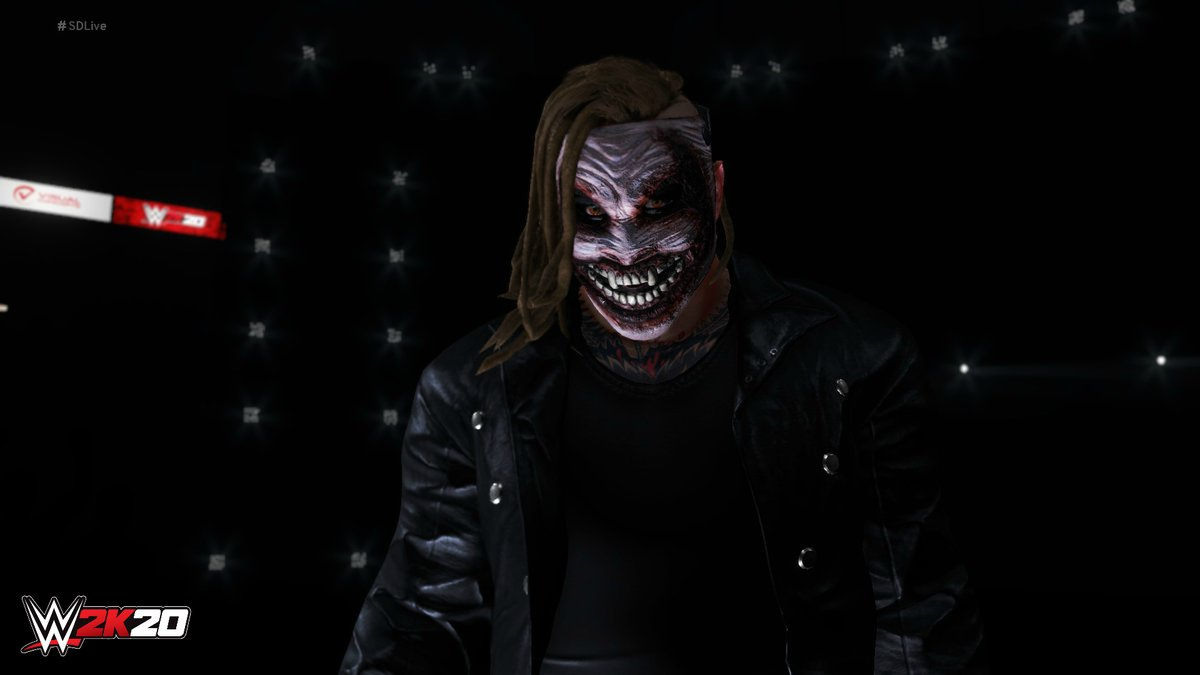 @WWEgames's photo on The Fiend