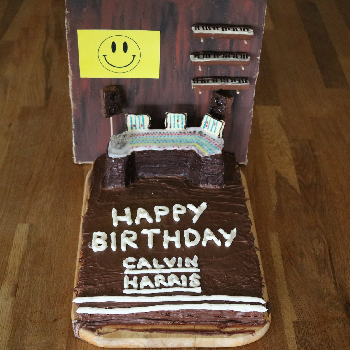 Happy birthday @CalvinHarris!!! 🎂🎉