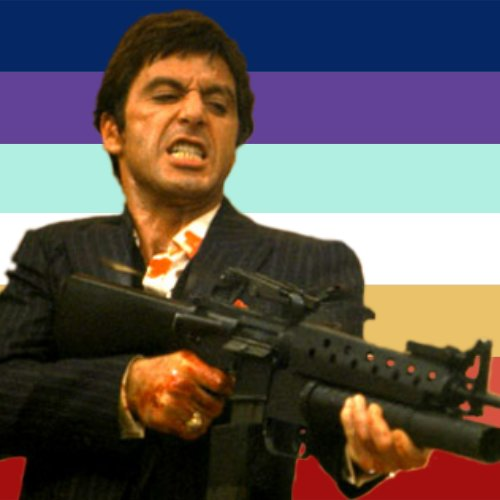 Tony Montana from Scarface is Anti-Map! Requested by @NihilistRussian  #AntiMap #scarface<br>http://pic.twitter.com/jlAiwyWknN