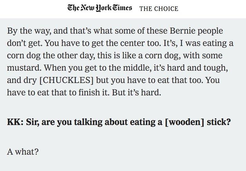 This Biden interview is illuminating