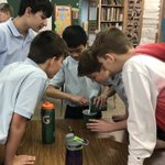 """Image for the Tweet beginning: Sixth-graders """"mummified"""" apples in Social"""