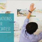 Image for the Tweet beginning: Congratulations, New SERA Associates!