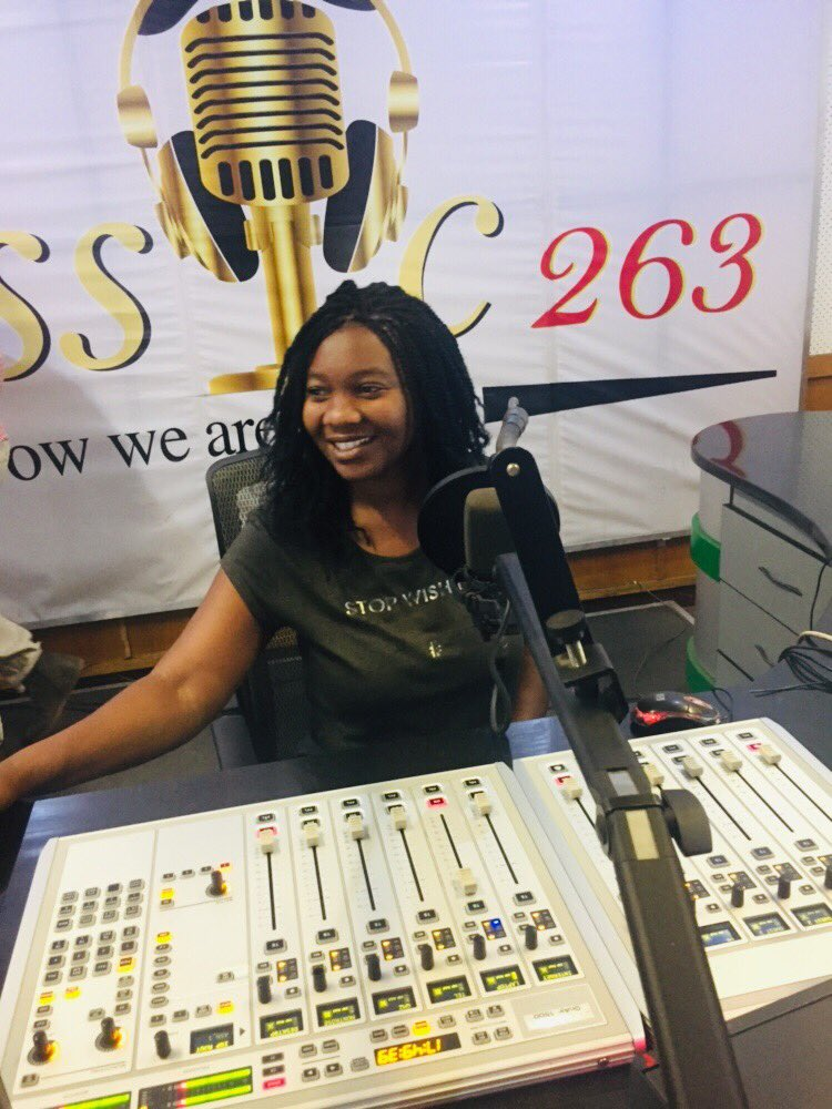test Twitter Media - {On air} is @annamiti1 taking care of you on #TheZone 1800hrs to 2100hrs Stay tuned !! https://t.co/wEeoa7TDjv