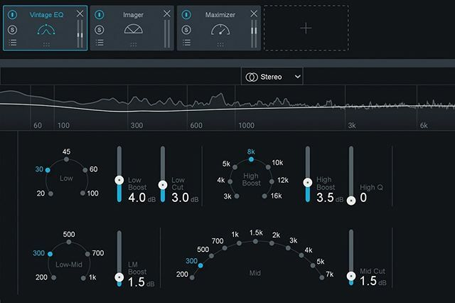 iZotope Ozone 9 includes updates to the vintage modules, a resizable interface, NKS support, a new imager, Tonal Balance and much more. Let's have a look at the new features and improvements...  https:// ift.tt/2InumJS     Buy:  http:// bit.ly/iZo-Adv9     #izot…  https:// ift.tt/2v0MPrV    <br>http://pic.twitter.com/eJitPs5caU
