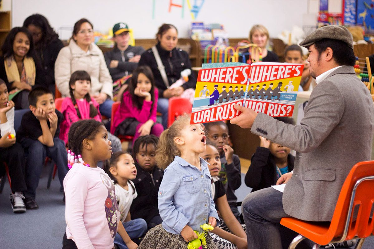 We're hiring in San Francisco! Get paid to spark the joy of books and learning for children....Apply now: https://www.tandembayarea.org/get-involved/join-our-team/…pic.twitter.com/rdl9XMiMYE