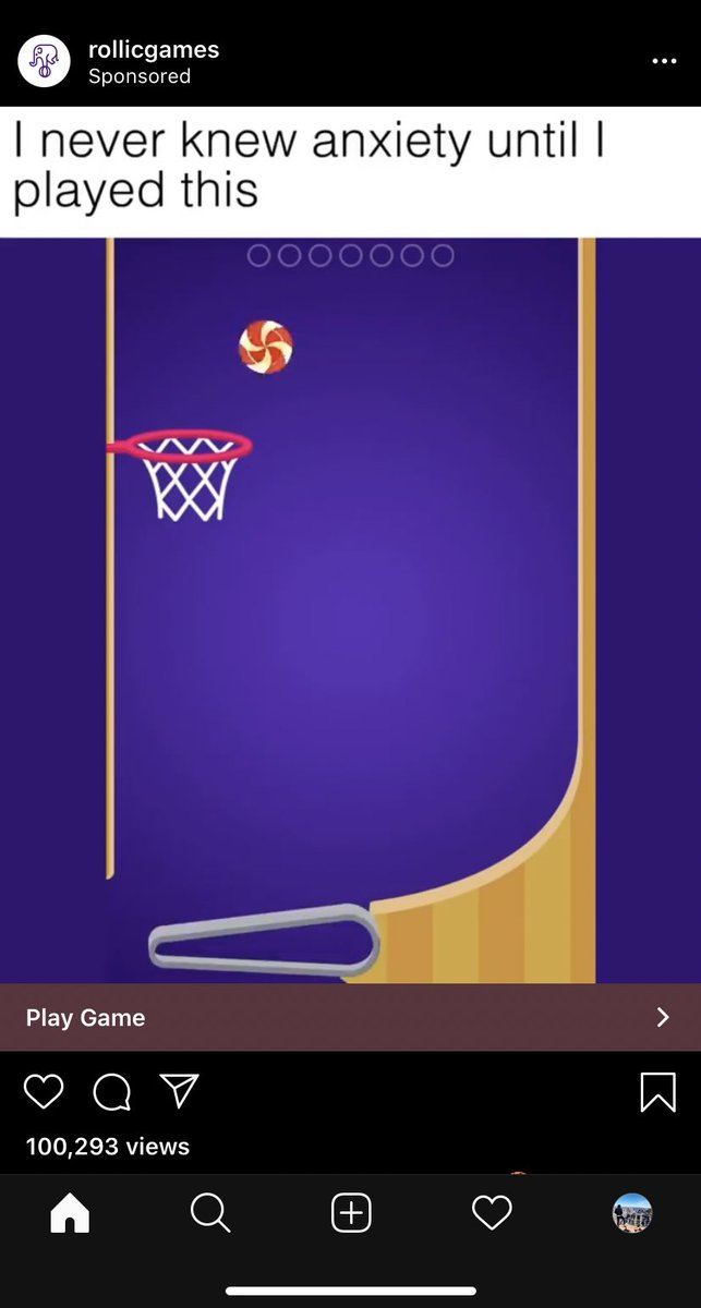 People wonder why I get wound up when people use the word 'anxiety' like a fashion accessory when companies dashing it around to promote a basketball game on your phone  I give up. Fuck off with it. pic.twitter.com/Nsj5iGNU56
