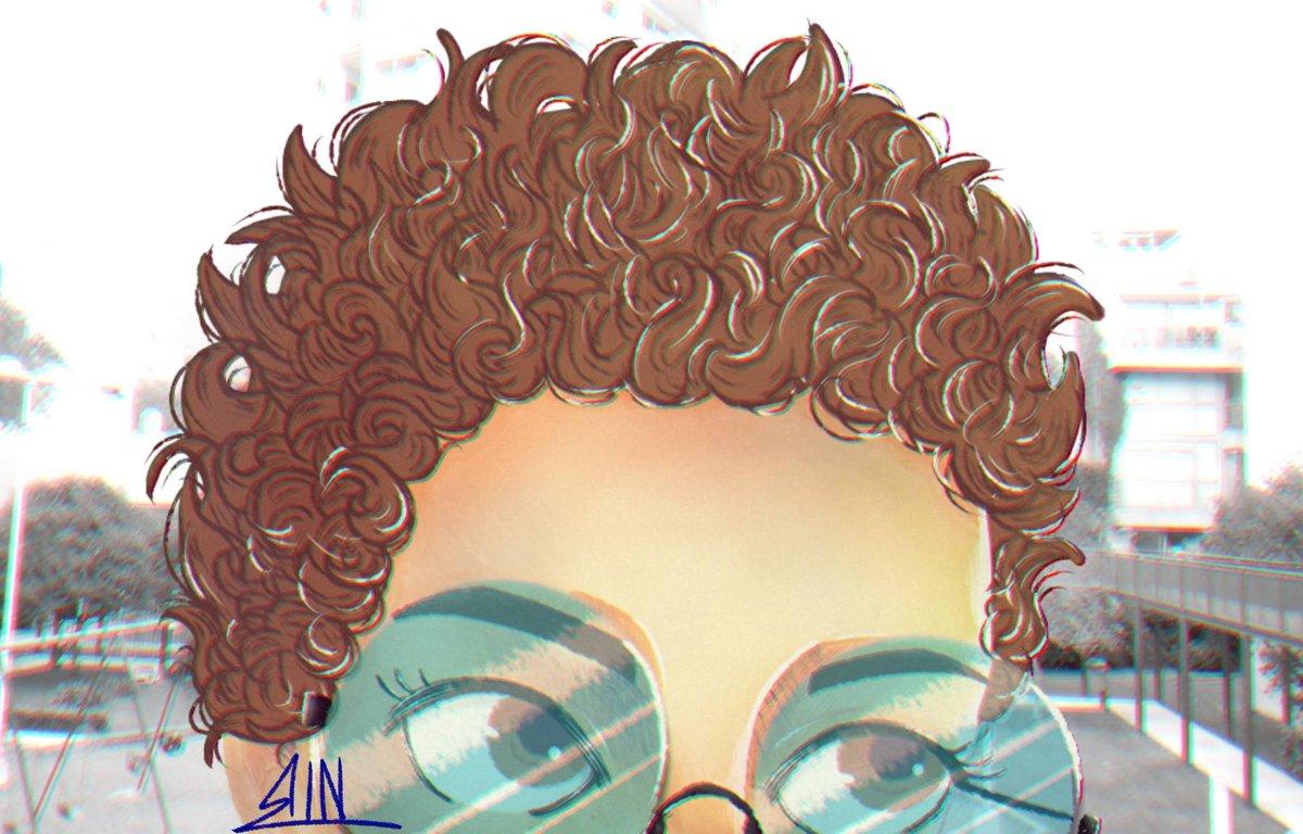 Siempre hago auto retratos en diferentes estilos y técnicas, hasta hora este es uno de mis fav #arte #art #ilustracion #digitalart #DigitalArtist #originalcharacter  #digitalillustration  #doodle #doodlesketch #doodledump #doodleart #ilustrationart #artoftheday #smallartblogpic.twitter.com/KrTcOoe882