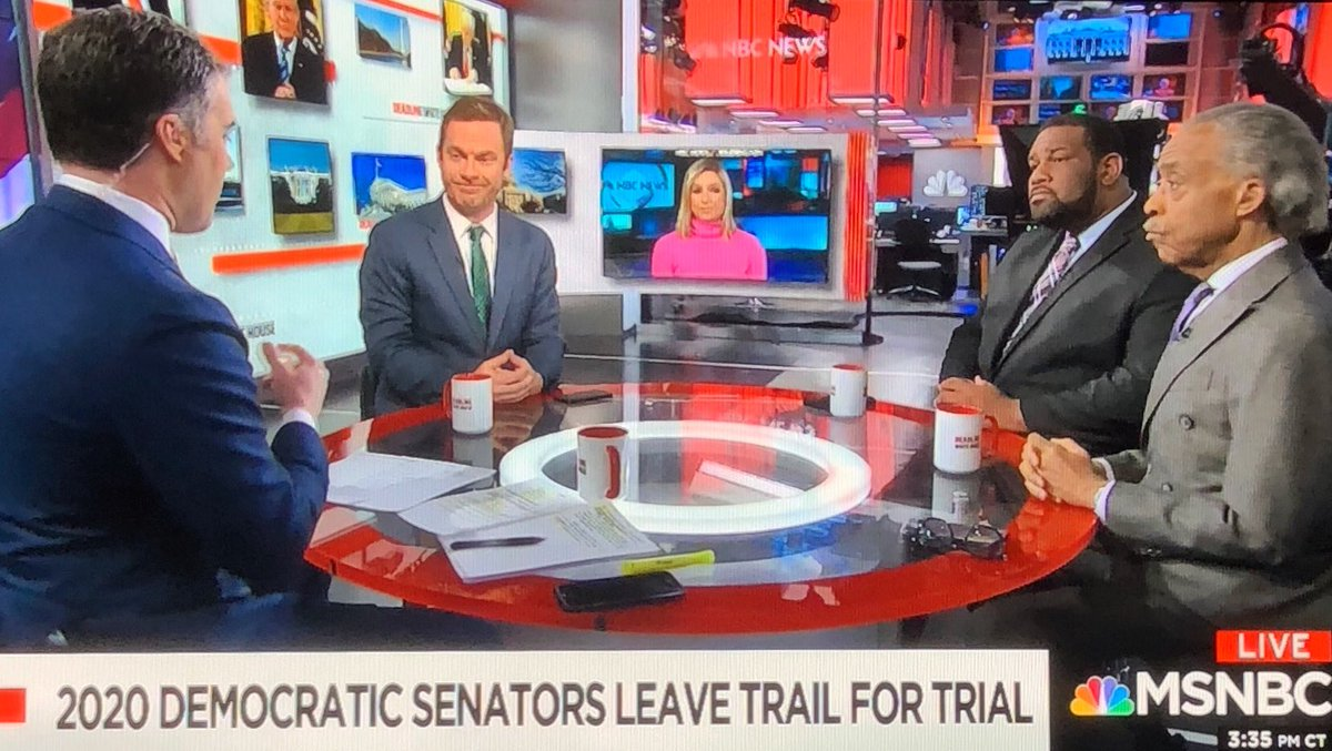 I am live on MSNBC's #DeadlineWhiteHouse, tune in.