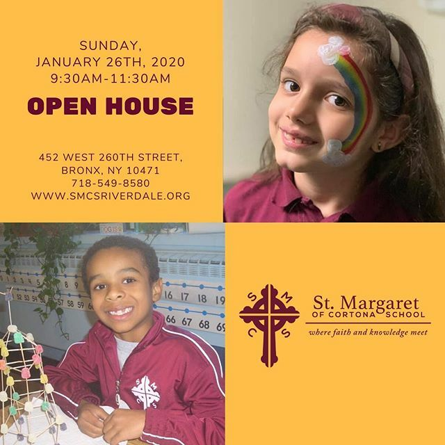 Save the Date we are having an Open House on Sunday, January 26th (9:30am - 11:30am)! pic.twitter.com/SLqb5aTtcW