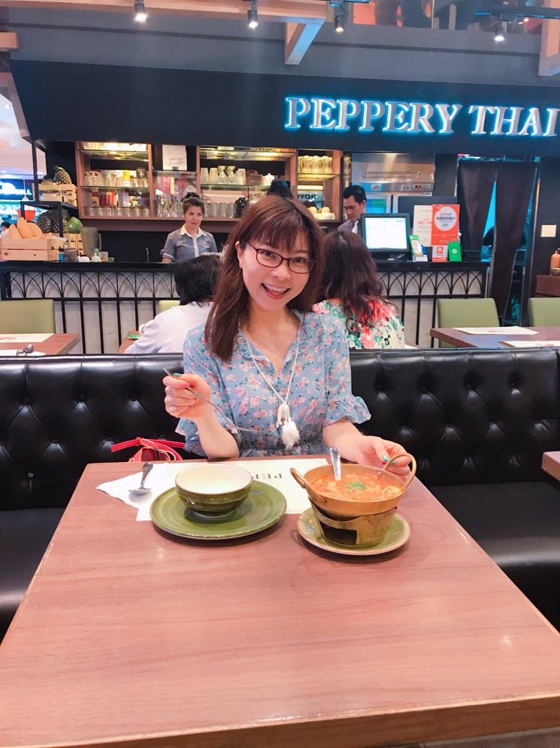 #サイアム #PEPPERY で #トムヤンクン #夕飯 #Siamparagon #マンゴー ー アメブロを更新しました#MIYA#タイ