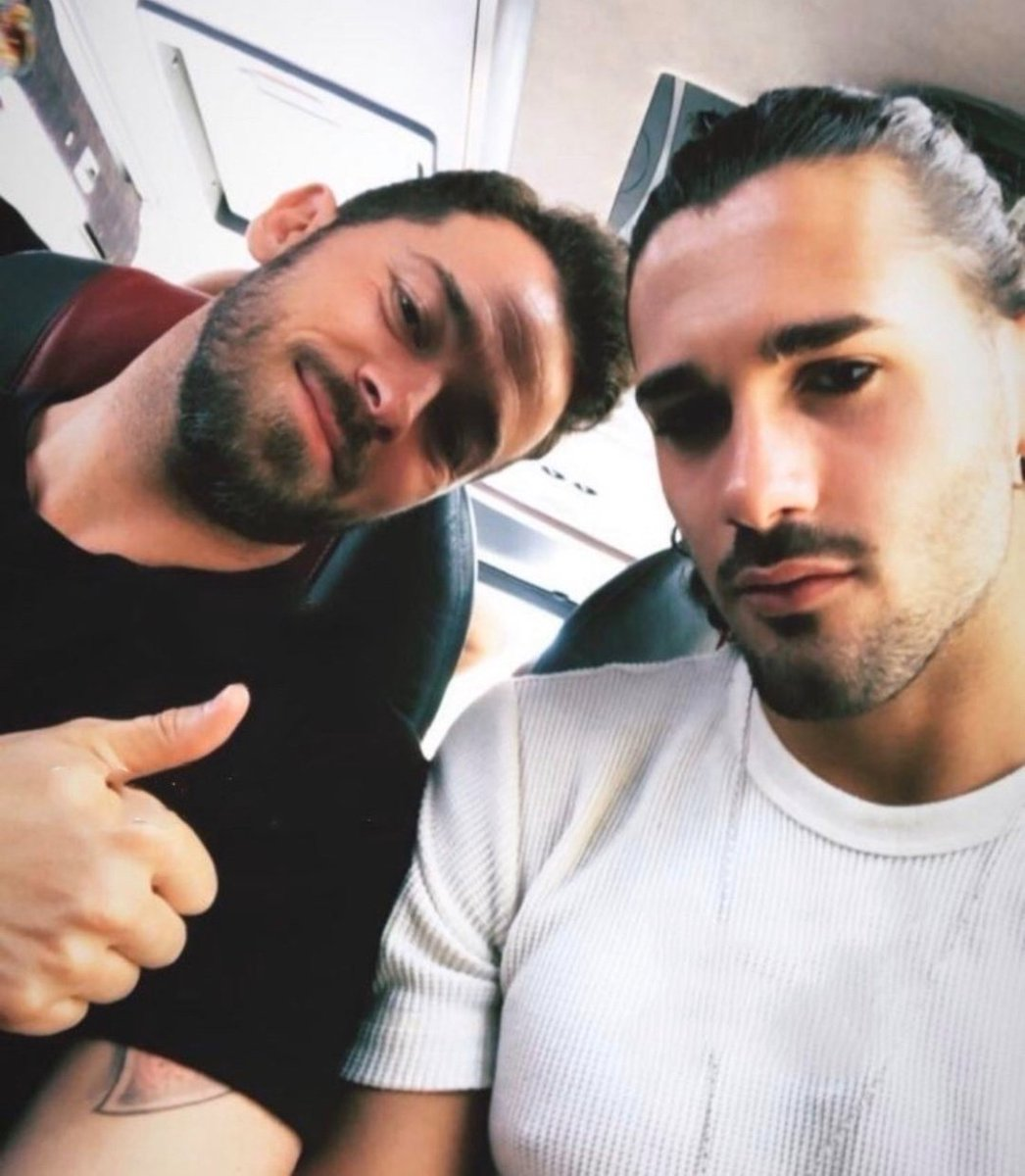 . @artemchigvintse and @GrazianoDiPrima have l joined @E4Tweets @CoachTrip! Read our exclusive interview with Graziano on Monday, at theversion.co.uk #CoachTrip