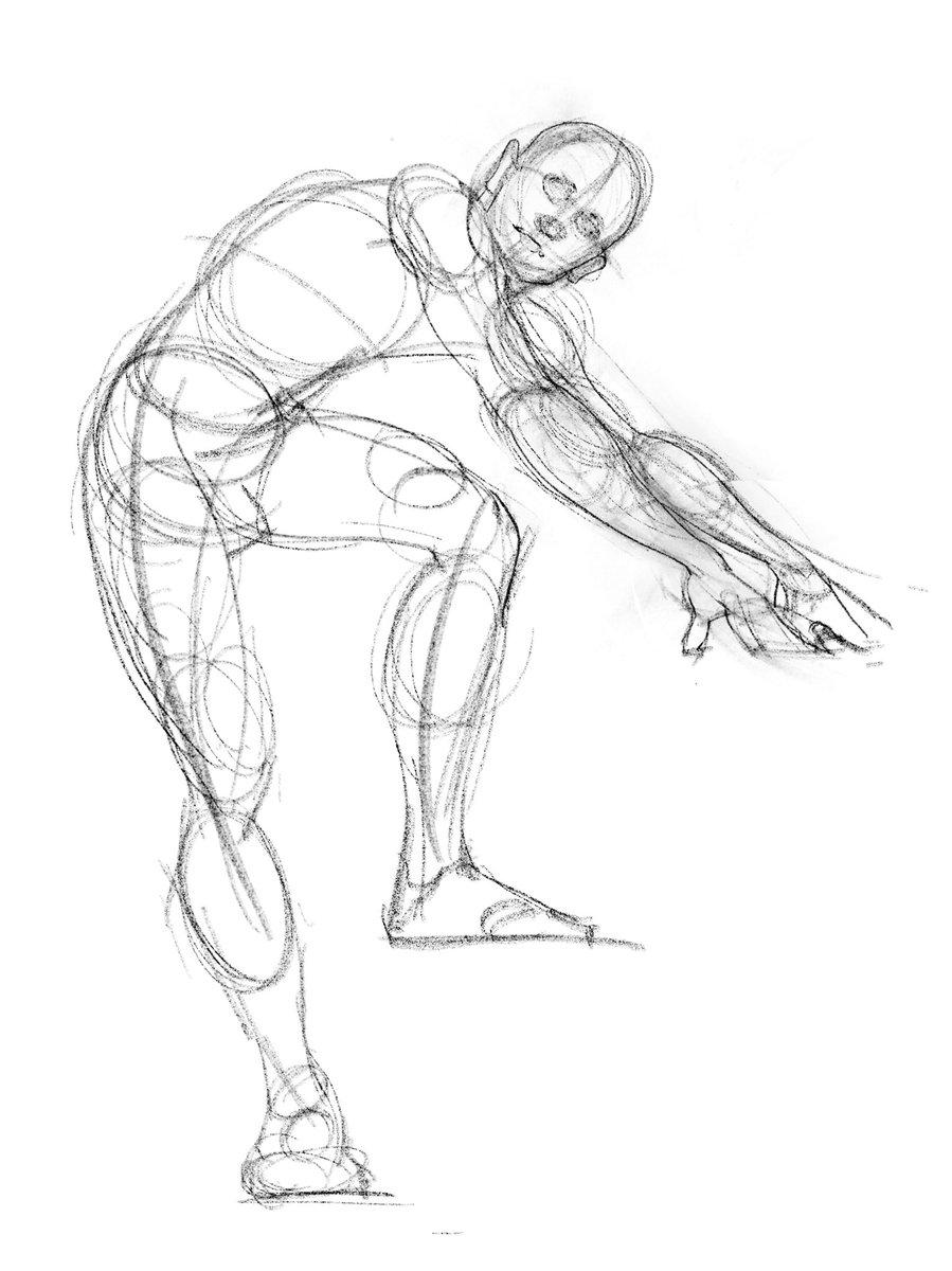 Some #figurestudies from this last week. #ipadart #digitalart #figuredrawing #anatomy #femalemodel #malemodel #sketchbook #procreate #figuary #croquiscafepic.twitter.com/C4OqE37TBZ