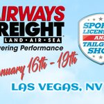 Image for the Tweet beginning: Join Airways Freight today through