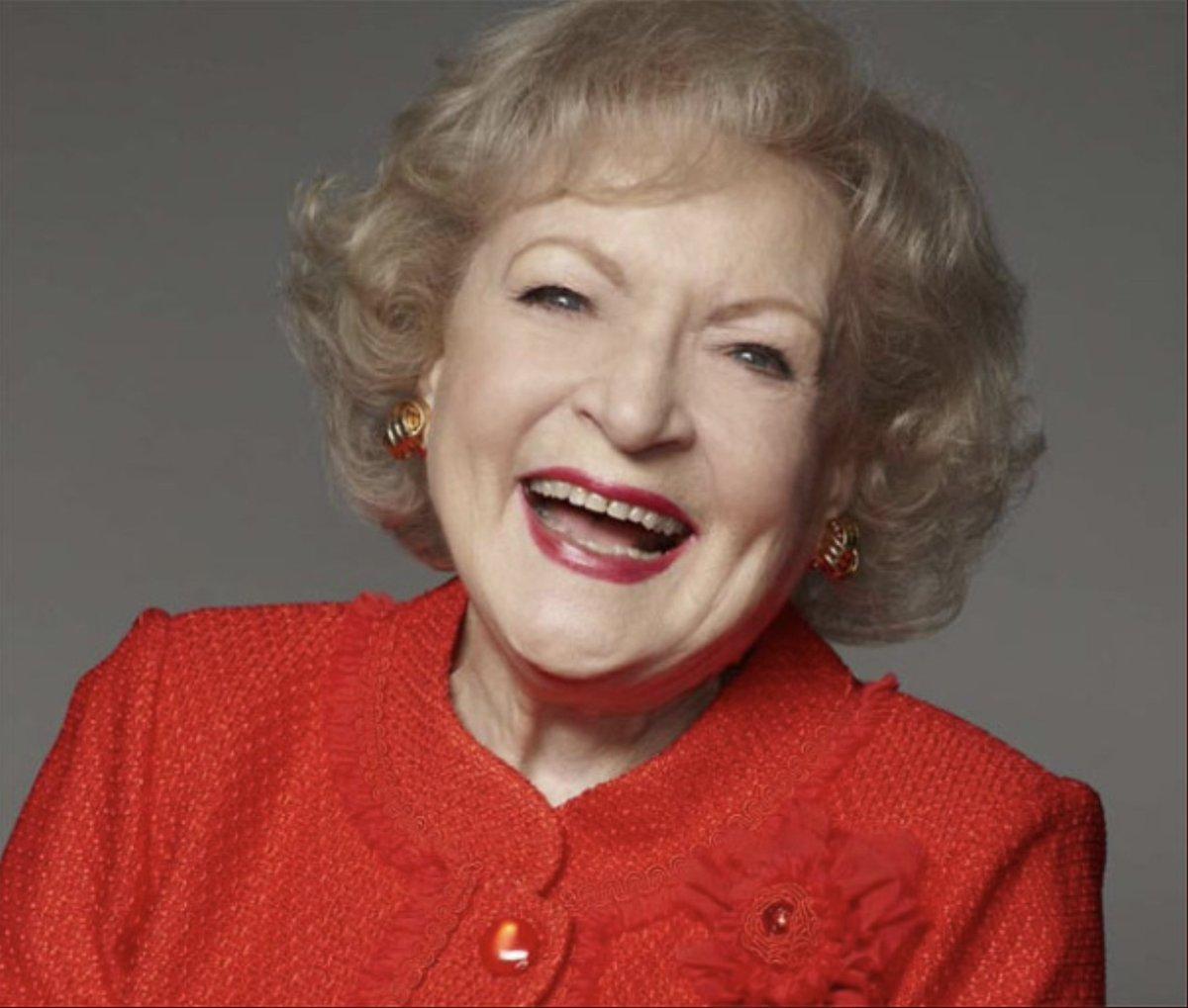 Happy Birthday Betty White!