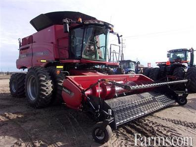 2015 #CaseIH 8240 #combine with duals, HID lights, luxury cab, diff lock, long auger, 1020 hours, lateral tilt feeder-house & more! http://www.farms.com/used-farm-equipment/harvesting-equipment/2015-case-ih-8240-264857.aspx… #WestCdnAg #FarmEquipment #ForSale #Harvest #Agriculture #Machinery #Farm365 #ABAg