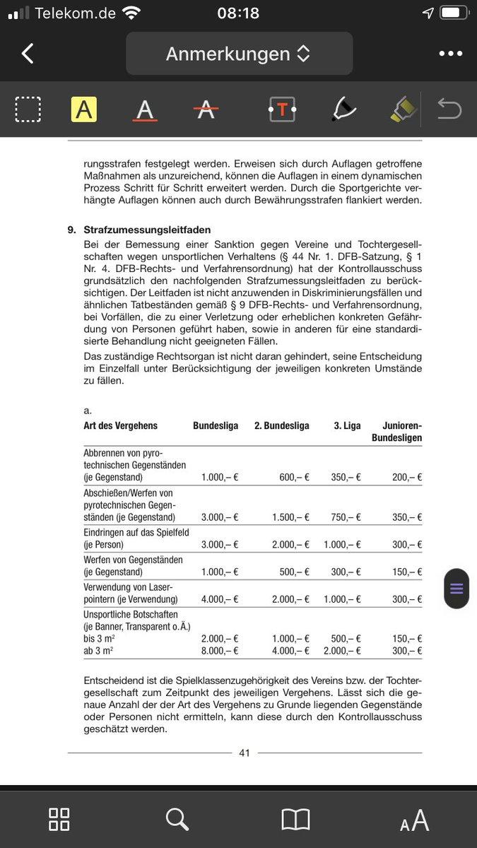 Zzgl. Spielunterbrechungen und wegen umfangreichen vorherigen Delikten passt das ziemlich genau.   Der #HSV hätte übrigens auch Täter ermitteln und melden können. So hätten wir richtig Geld sparen können.  Aber sowas wird ja - wie beim Abstieg gg. Gladbach - nicht gemacht.pic.twitter.com/ofkXqJzvbd