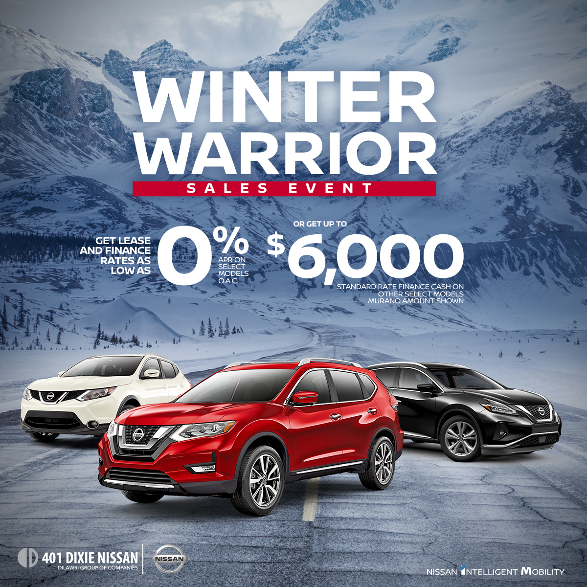 Specials offers to take on all conditions. Take winter by storm with lease or finance rates from 0% or get up to $6,000 Standard Rate Finance Cash on select models. Visit -> https://t.co/EvymQ59gUV https://t.co/F7dattCwC4