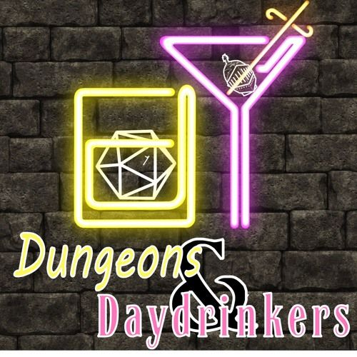 Dungeons and Daydrinkers is off to a great start! Don't miss out on our adventures with hosts @Houdini0333 @bmiller425 and @TheCapedCritic, you'll be sorry! https://buff.ly/374flXL #DnD #podcast #Roleplay #adventures