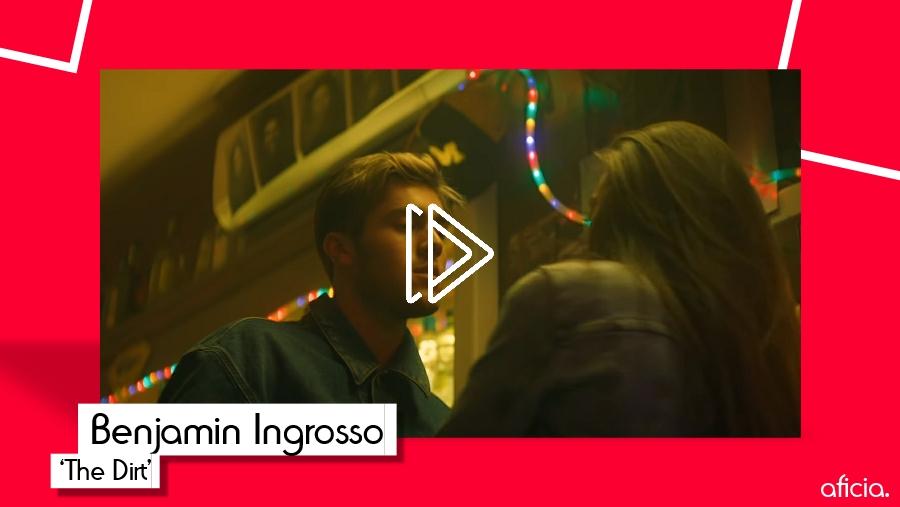 Il nous avait déjà conquis lors de #Eurovision... #BenjaminIngrosso est de retour avec le clip #TheDirt ! 👉 aficia.info/?p=184902