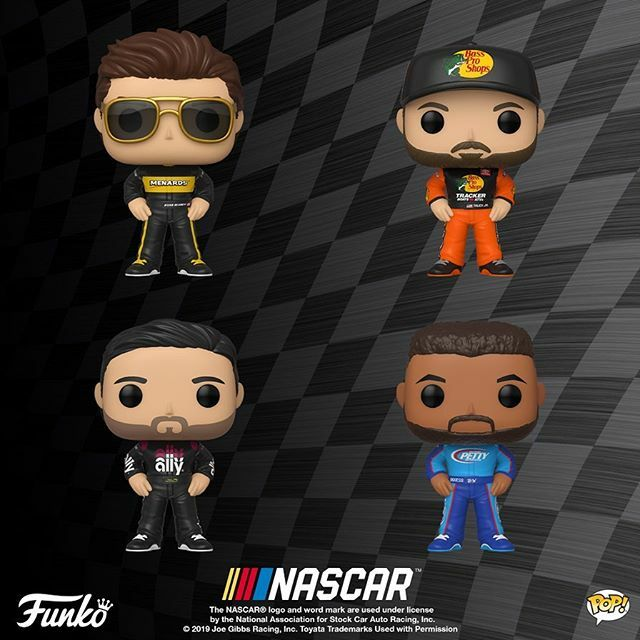Coming Soon: Pop! NASCAR ift.tt/373Rs2h