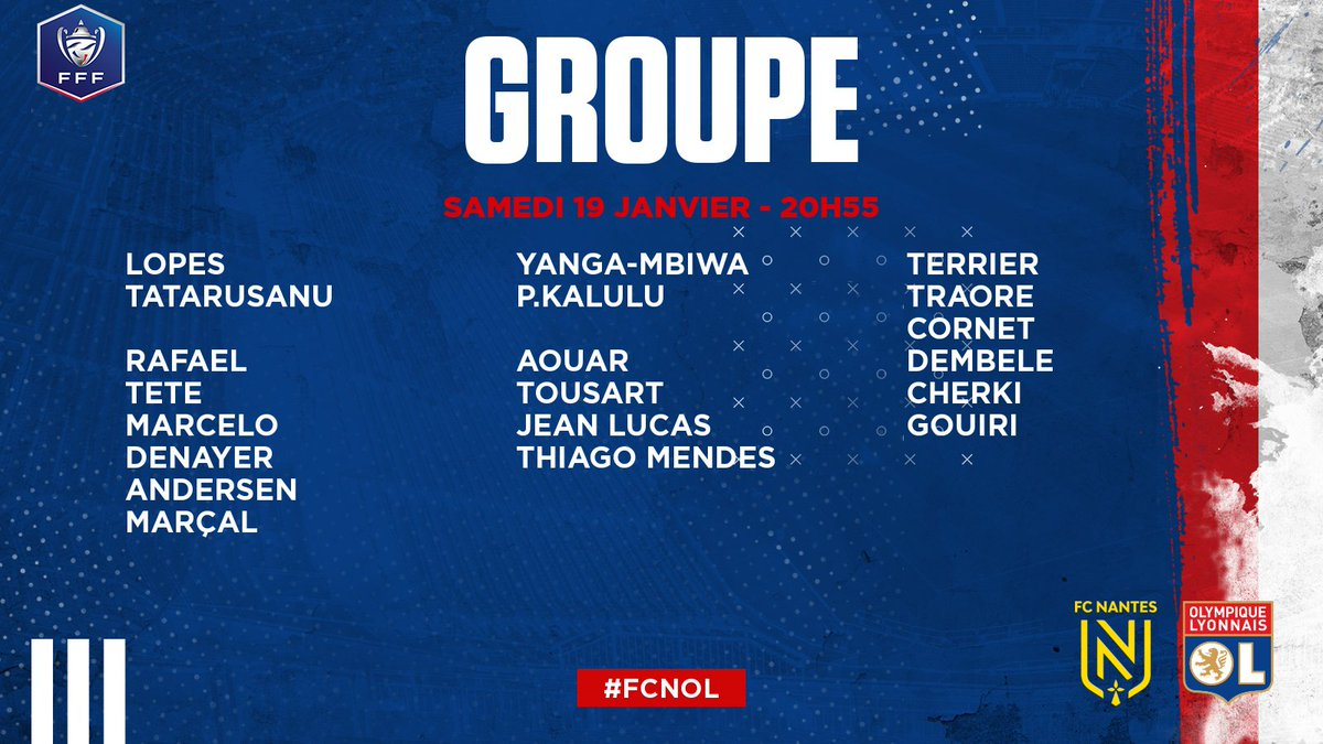 OL : le jeune Pierre Kalulu convoqué pour le match face à Nantes