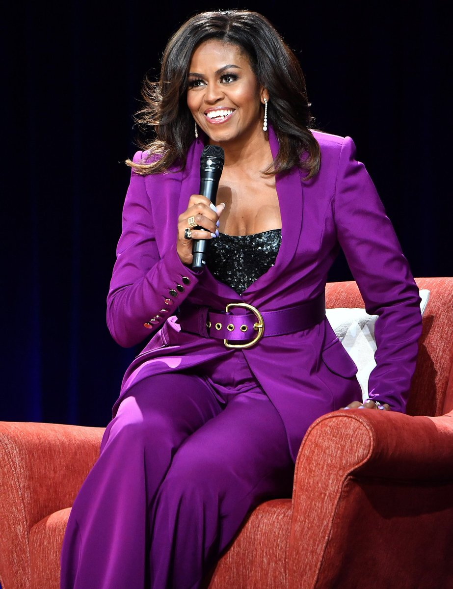 Happy 56th Birthday to the phenomenal Michelle Obama 💕