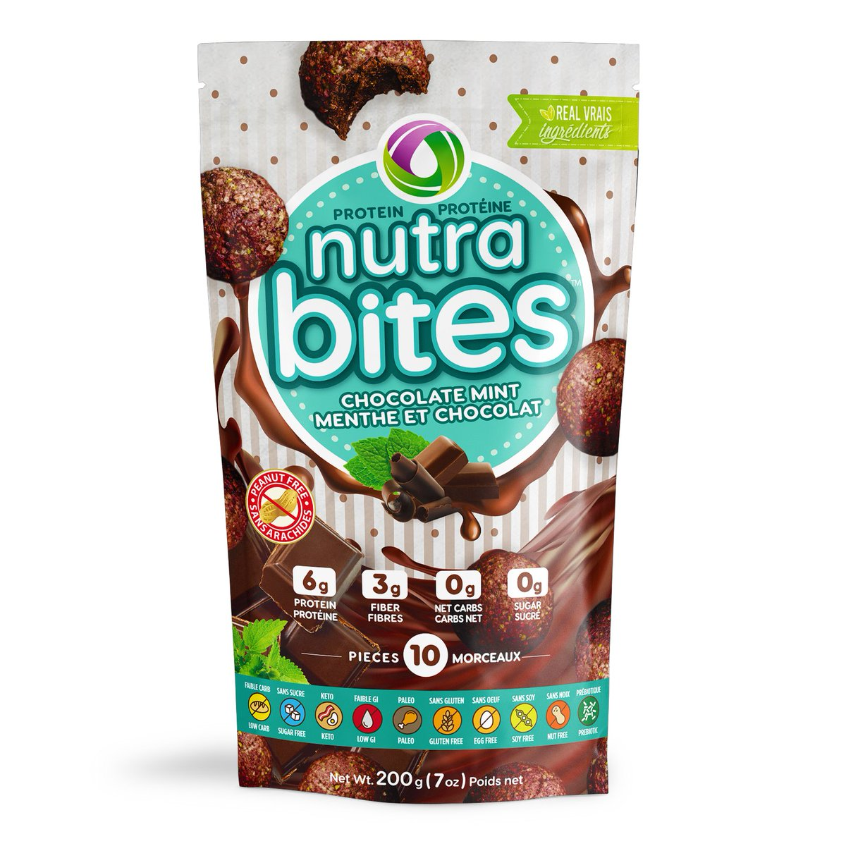 The perfect #FridayFuel: Nutrabites! With 6 grams of protein + 3 grams of fiber in each bite, these are great for a filling AND delicious snack Order yours here: https://bddy.me/2TxUg3Tpic.twitter.com/H2RxXtPMsq