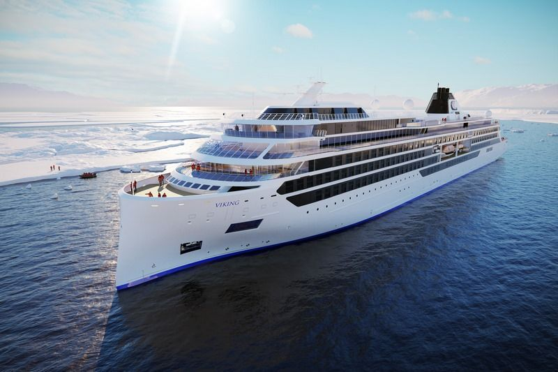 Looking for luxury cruise adventure? @VikingCruises announced that they are expanding into expedition voyages! Viking Expeditions will begin sailing to Antarctica and North America's Great Lakes with a new purpose-built 378-passenger ship in January 2022. #expedition #cruise